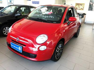 Fiat 500 Cult 1.4 (Flex) 2015}