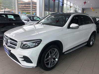Mercedes-Benz GLC 250 2.0 CGI 4MATIC 9G-TRONIC 2017}
