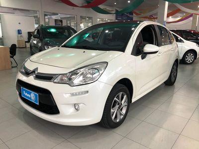 Citroën C3 Tendance 1.6 16V Flex (Auto) 2017}