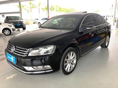 Volkswagen Passat 2.0 TSI 2013}