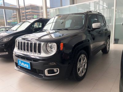 Jeep Renegade 1.8 16V Limited 2018}