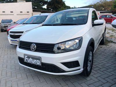 Volkswagen Saveiro Trendline 1.6 CS 2019}