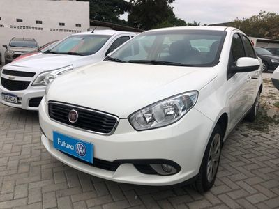 Fiat Grand Siena Attractive 1.4 EVO (Flex) 2017}