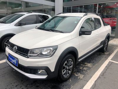 Volkswagen Saveiro Cross 1.6 CD 2019}