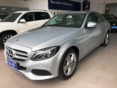 Mercedes-Benz C 180 1.6 CGI Estate Avantgare Turbo (Aut) 2018}