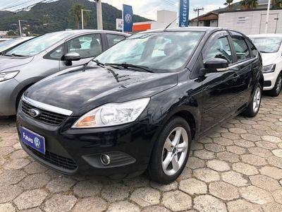 Ford Focus Hatch GLX 1.6 16V (Flex) 2013}