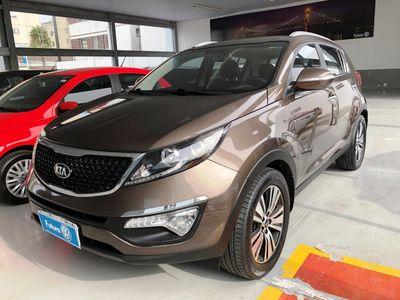 Kia Motors Sportage EX 2.0 (Flex) (Aut) 2015}