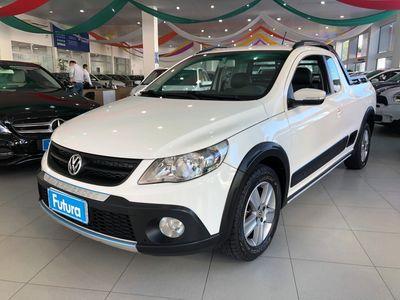Volkswagen Saveiro Cross 1.6 CE 2011}
