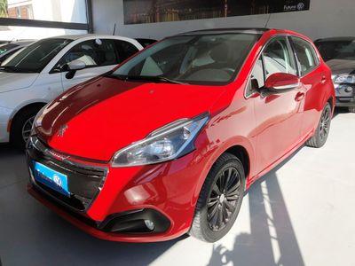 Peugeot 208 Griffe 1.6 (Aut) 2017}