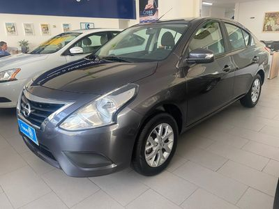 Nissan Versa 1.6 SV 2020}
