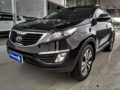 Kia Motors Sportage EX 2.0 16V (aut)(P.395) 2011}