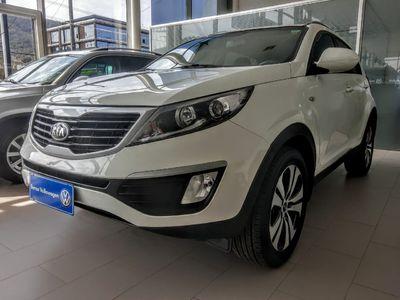 Kia Motors Sportage LX 2.0 (Flex) (Aut) 2014}