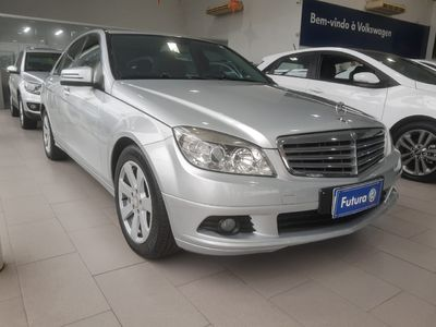 Mercedes-Benz C 200 1.8 CGi Adventure 2010}