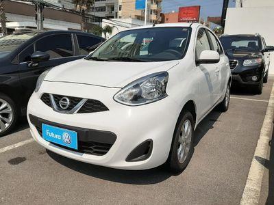 Nissan March 1.0 12v SV 2020}