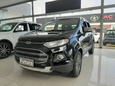 Ford Ecosport Freestyle 1.6 16V (Flex) 2013}