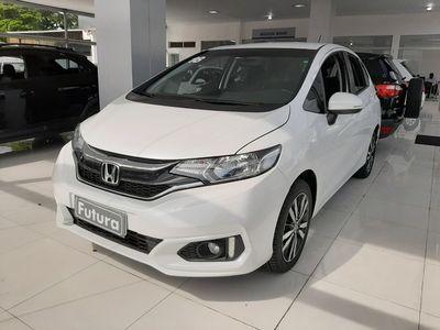 Honda Fit EX 1.5 16V (flex) (aut) 2018}