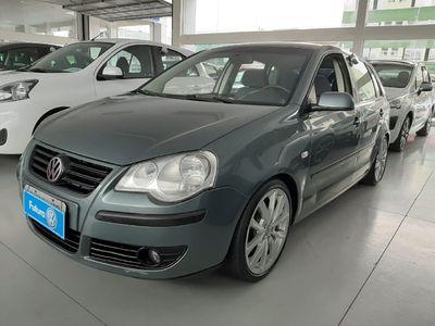 Volkswagen Polo 1.6 8V (Flex) 2009}