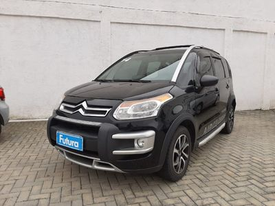 Citroën Aircross GLX 1.6 16V (Flex) (aut) 2014}