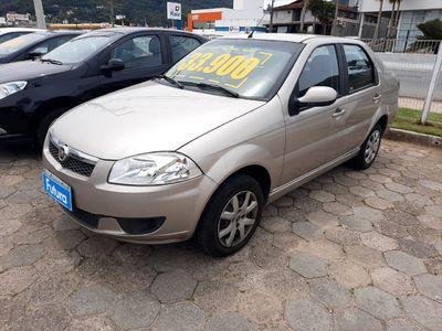 Fiat Siena EL 1.0 8V (Flex) 2015}