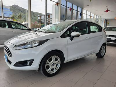 Ford Fiesta 1.6 SEL AT 2017}