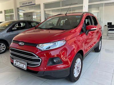 Ford Ecosport SE 1.6 AT (Flex) 2016 2017}