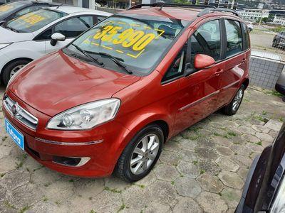 Fiat Idea Essence 1.6 16V E.TorQ 2015}