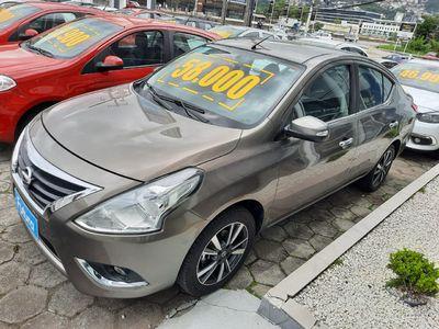 Nissan Versa 1.6 SL 2019}