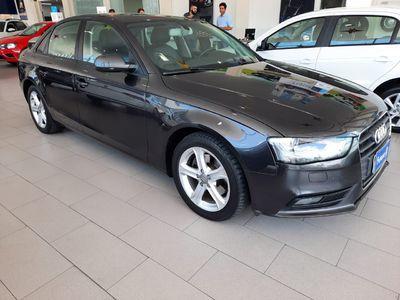 Audi A4 2.0 20V (multitronic) 2013}
