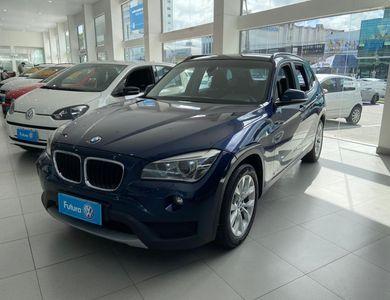 BMW X1 2.0 sDrive18i Top (aut) 2014}