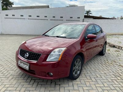 Nissan Sentra 2.0 16V 2009}
