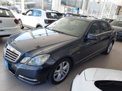 Mercedes-Benz E 250 Avantgarde 2.0 16v CGI Turbo 2012}