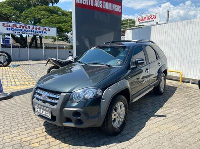 Fiat Palio Weekend Adventure Locker Dualogic 1.8 8V (Flex) 2012}
