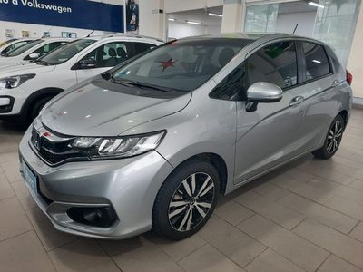 Honda Fit EXL 1.5 16V (flex) (aut) 2019}