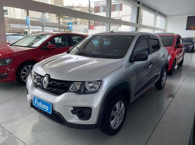 Renault KWID Zen 1.0 (Flex) 2020}