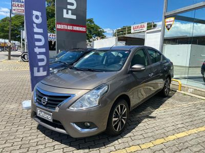 Nissan Versa 1.6 SL (AT) 2019}