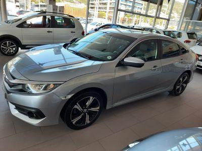 Honda Civic ELX 2.0 (Aut) 2017}