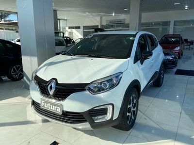 Renault Captur Intense 2.0 Automático 2020}