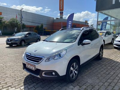 Peugeot 2008 Griffe 1.6  AT 2017}