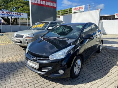 Hyundai HB20S Premium 1.6 AT 2015}