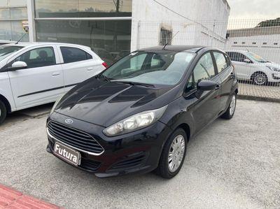 Ford Fiesta 1.5 SE 2014}