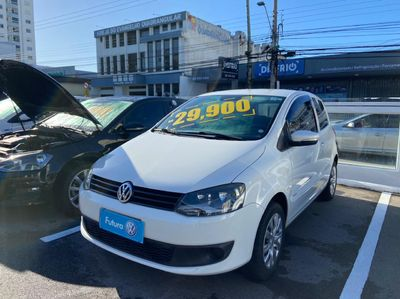 Volkswagen Fox 1.0 8V (Flex) 2p 2012}