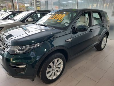 Land Rover Discovery Sport SE 2.0 TD4 2017}
