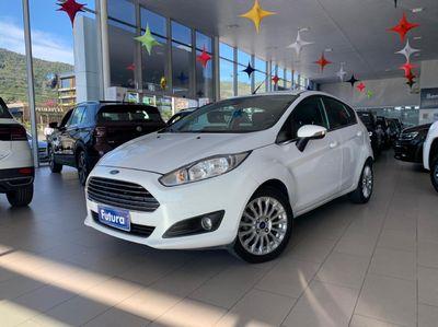 Ford New Fiesta Sedan 1.6 SE 2018}