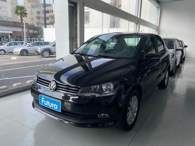 Volkswagen Voyage 1.0 2016}