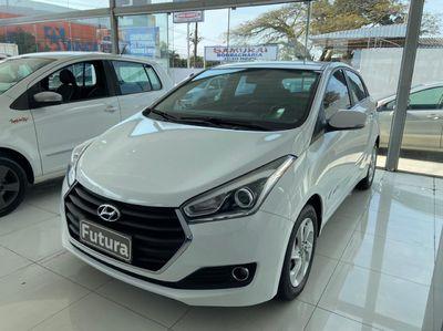 Hyundai HB20 Premium 1.6 AT  2017}