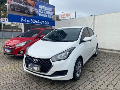Hyundai HB20 1.0 Comfort 2019}