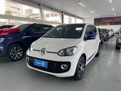 Volkswagen up! speed up! 1.0 TSI 2017}