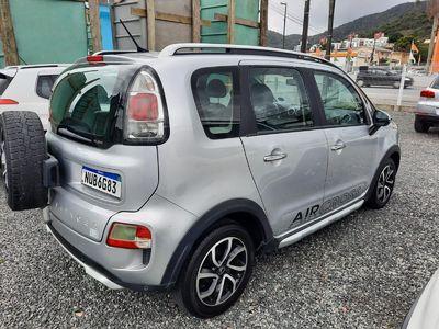 Citroën Aircross GLX 1.6 16V (Flex) (aut) 2012}