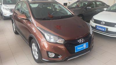 Hyundai HB20X Style 1.6 2015}