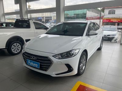 Hyundai Elantra 2.0 2017}